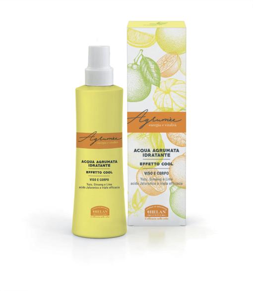 Agruméé bio parfüm