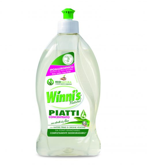 Winnis öko mosogatószer Aloe Vera