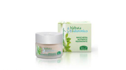 Helan Hidrata Hyaluronsav tápláló hidratáló maszk 50ml