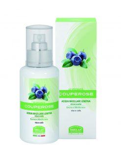 Helan Couperose micelláris arctisztító víz rozáceás bőrre 100 ml