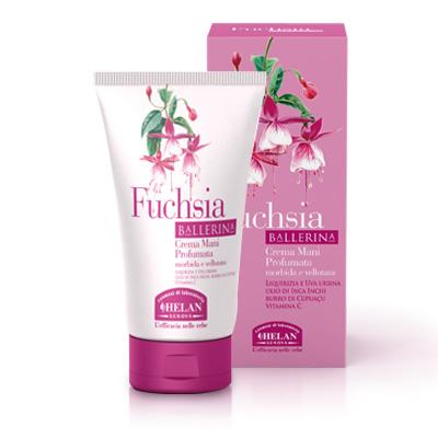 Fuchsia bio kézkrém
