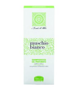 Helan Muschio Bianco parfümös sampon és tusfürdő 200ml