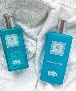 Helan Emozione Blu Acqua di Mare férfi bio parfüm érzéki illattal