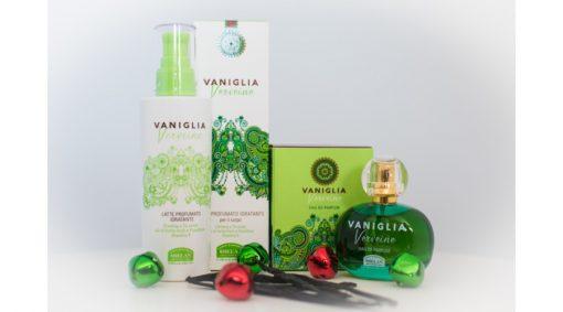 Helan Vanilia Verveine Parfüm és Testápoló csomag