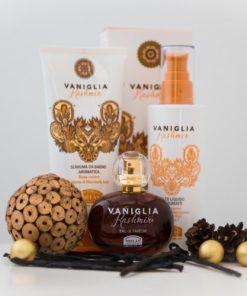 Helan Vanilia Kashmir Parfüm, Testápoló, Tusfürdő