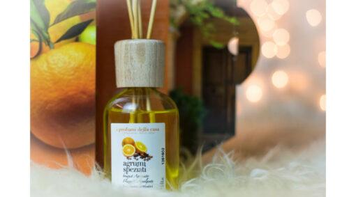 Helan rattanpálcikás illatosító citrusos