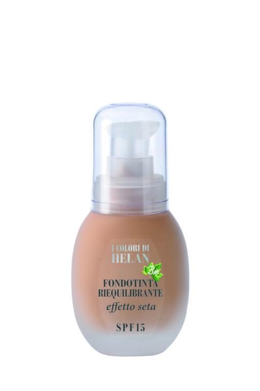 Helan Bio bőrmegújító alapozó krém - Szezám szín 30ml