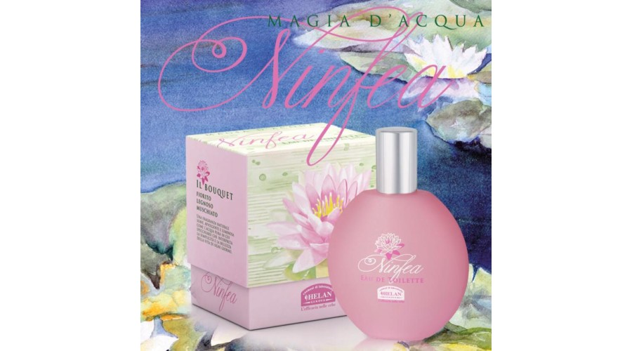 Helan Ninfea Magia D'Aqua EdT 50 ml