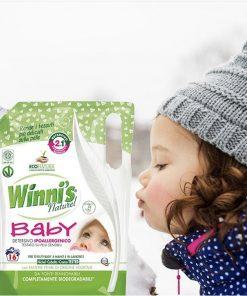 Winnis baba mosószer érzékeny bőrre