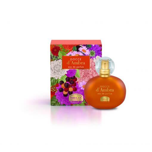 Helan D'Ambra Gocce EdP - bio parfüm Olaszországból