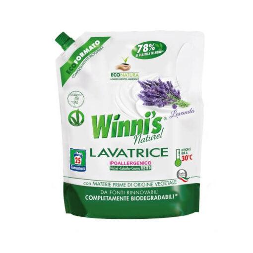 Winni's öko mosószer utántöltő Levendula 25 mosás