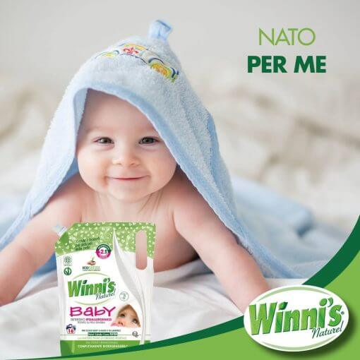 Winnis öko babamosószer