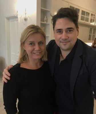 Daniele és Madari Szilvia