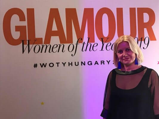 Szilvi- women of the year-glamour