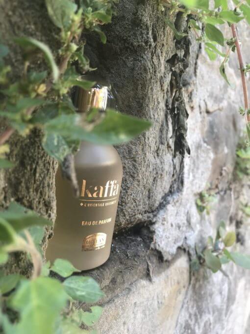 Helan kaffa parfüm kompozíció
