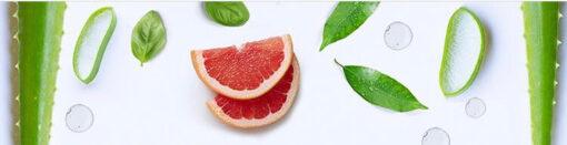 kéztisztító hidratáló gél grapefruit