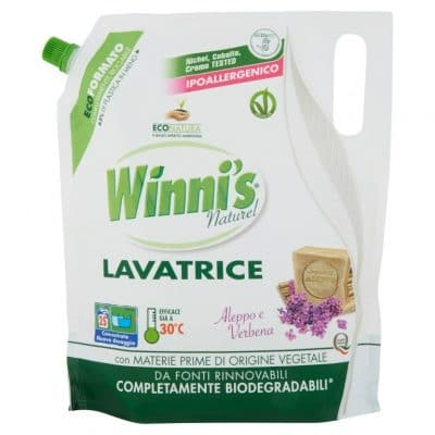 Winnis mosószer - környezetbarát termékek a háztartásban