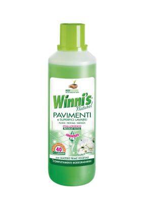 Winni's általános felmosószer - környezetbarát tisztítószerek a háztartásban