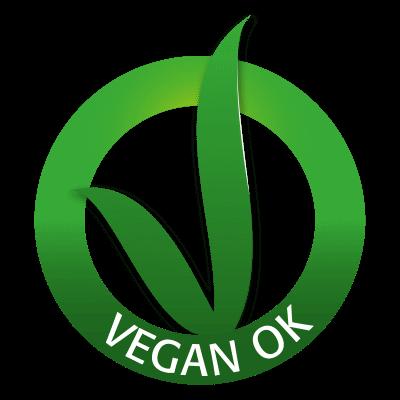 Vegan OK - Környezetbarát termék jelzések