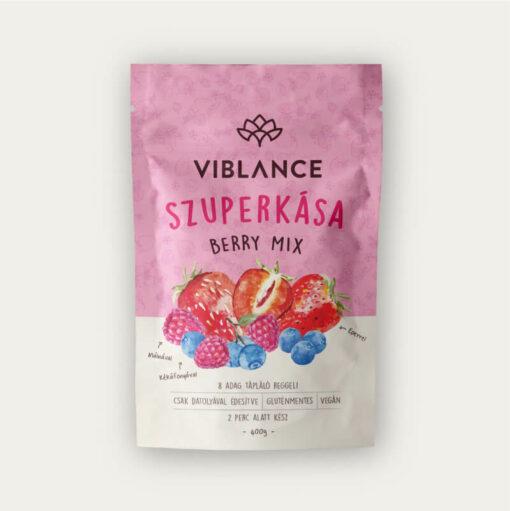 viblance szuperkása berry mix