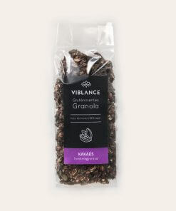 viblance granola kakaós