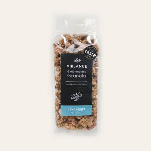 viblance granola pekándiós